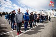 В Ставрополе прошел День призывника