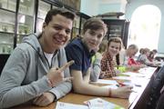 «Тотальный диктант» в Иркутске