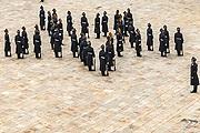 В Москве открылся сезон Церемониального развода караулов