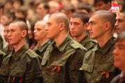В Ставрополе прошел праздничный концерт на День призывника