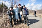 Акция «Лес победы» в Казани