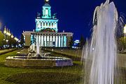 На ВДНХ торжественно открыли новый сезон фонтанов