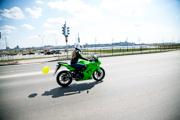 Акция «Смотри в зеркала» от мотоклубов Казани