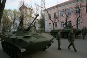 4 мая Пскове прошла репетиция парада Победы