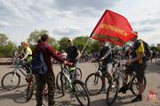 Велопробег Победы в Воронеже