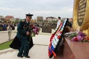 Открытие парка «70 лет Победы»