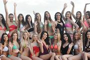 Участницы конкурса «Мисс Москва 2015» собрались для подготовки к финалу