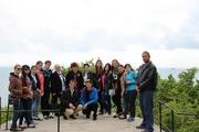 Делегация молодежи из Крыма в Геленджике