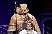 В Саратовском ТЮЗе показали премьеру спектакля «Принц и нищий»