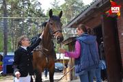 Первый Кубок Новосибирской области по адаптивному конному спорту