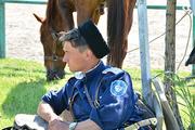 В Славянск-на-Кубани прибыл конный переход казаков юга России