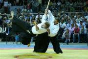 В Саратове на турнире по самбо выступил Стивен Сигал