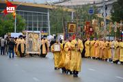 В Новосибирске прошел крестный ход в честь Дня славянской письменности и культуры