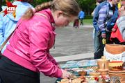 В Новосибирске прошел фольклорный фестиваль «На Кирилла и Мефодия»