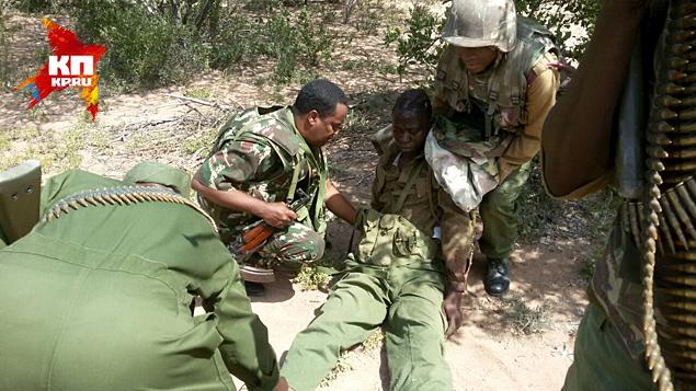 """Боевики экстремистской группировки """"Аш-Шабаб"""" напали на деревню в Кении"""