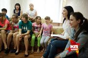 Съемки фильма «Вера глазами детей». День 7