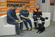 Кинологи-спасатели рассказали, как готовить собак к службе в рядах МЧС