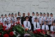 Акция «Свеча памяти» в Краснодаре