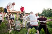 Реконструкция Купалы в Казани 20-21 июня 2015