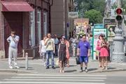 Корреспонденты «Комсомолки» прогулялись по городу и посмотрели, как пермяки спасаются от июньского зноя