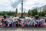 Многодетным семьям вручили призы конкурса «Родительский рекорд»