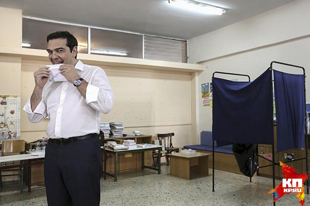 В Греции стартовал судьбоносный референдум