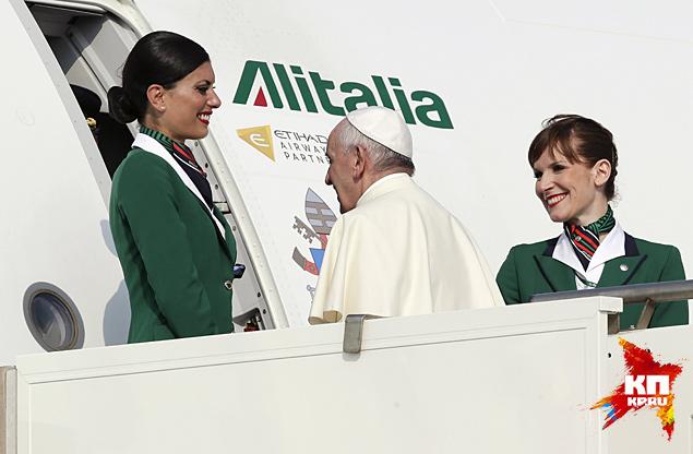 Папа Римский отправился с визитом в Латинскую Америку