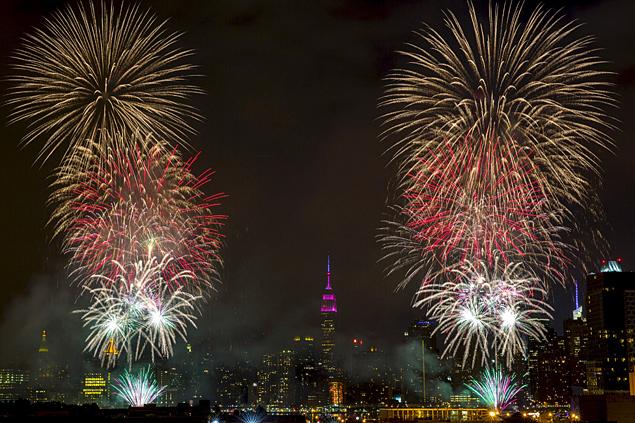 США отметили День независимости