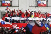 В Чили завершился Кубок Америки по футболу 2015 года. Триумф празднует сборная хозяев чемпионата