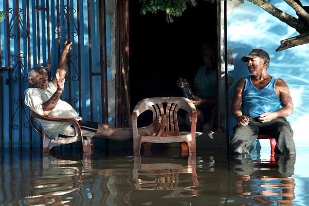 Проливные дожди затопили Венесуэлу