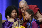 Далай-лама отметил 80-летний юбилей