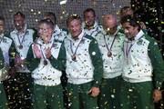 Футболисты «Краснодара» получили бронзовые медали Чемпионата России