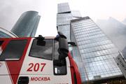 МЧС отработало ситуацию «падение вертолета» в Москва-сити