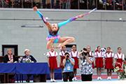 VI Российско- Китайские игры в Иркутске: художественная гимнастика