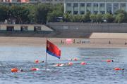 В Благовещенске прошел традиционный международный заплыв «Дружба»