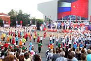 Российско-китайские игры в Иркутске: закрытие