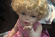 В Ярославле открылась выставка «Кукла моей мечты»