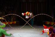 Премьера новой цирковой программы «Цирковая карусель»