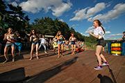 В вейк-парке «Ямайка» прошел праздник лета