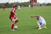 Футбольный матч между командами «Спартак» (Геленджик) и «Анапа» (Анапа)