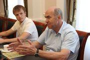 Виктор Хрестин встретился с журналистами региональных и федеральных СМИ