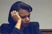Опубликованы снимки экстренного совещания в Белом доме в связи с терактами 11 сентября 2001