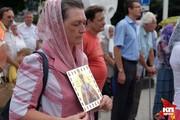 Крестный ход по случаю 1000-летия со дня смерти князя Владимира в Краснодаре