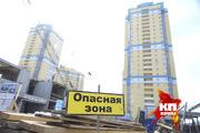 Пресс-тур по Екатеринбургским стройкам