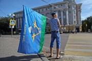 Празднование 85-летия ВДВ в Воронеже