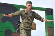 На Армейских играх в Рязанской области прошли соревнования десантников