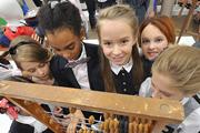 В «Детском Мире» открылась выставка школьной формы