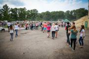 Всероссийский Фестиваль красок в Казани - 8 августа 2015 года