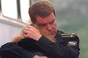 К годовщине трагедии подводной лодки «Курск»: родственники на месте гибели экипажа, фото из личного архива капитана Геннадия Лячина
