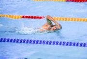 Чемпионат «Мастерс-2015» : плавание 50 м вольным стилем и прыжки с трамплина